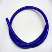 Blue Silicone Vacuum Pipe 1 Metre Length 8mm Bore Thick Wall Construction